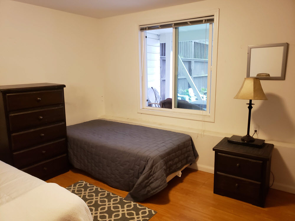 Double Rooms and Private Rooms