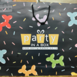 Party paper bags