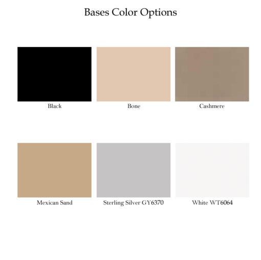 Edge DLX Base Colors Options