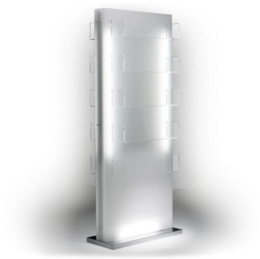 Glowall Island Display Cabinet