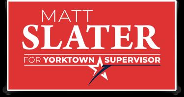 Matt Slater for Yorktown