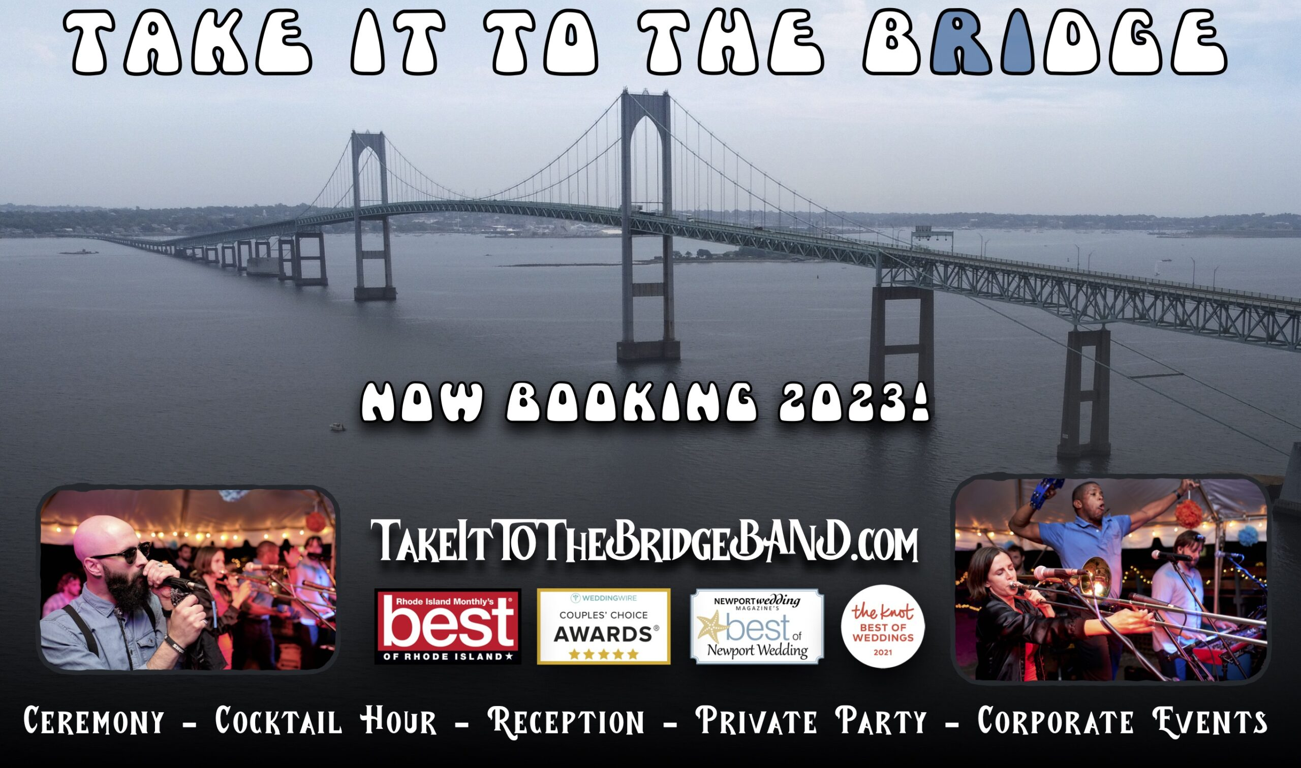 Now Booking 2023