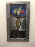 Encaustic - Still Life With Pears - PVT Collection