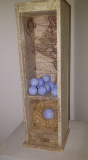 Wall-Sculptures-A-Nest-of-Worlds-Mixed-Media-3.5x4x3.5
