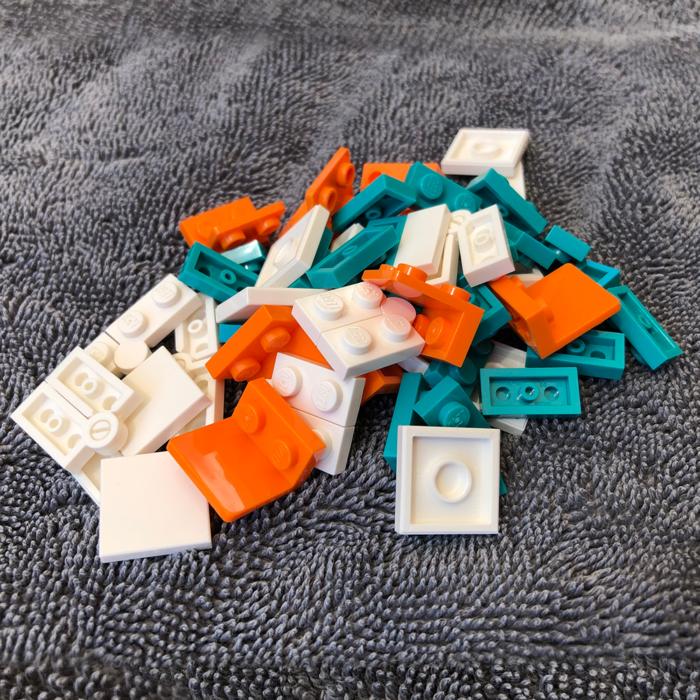 LEGO Infinity Cube Foldable Fidget