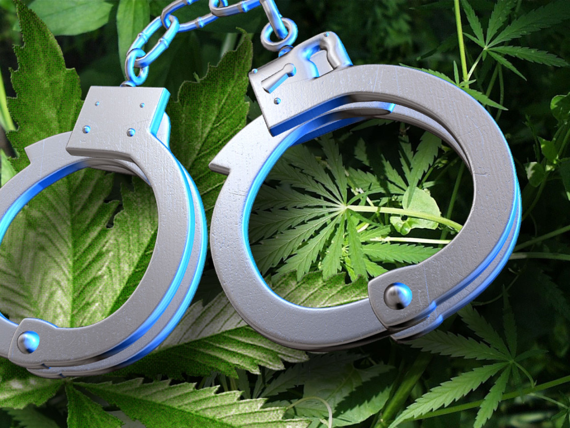 prison for cannabis act news