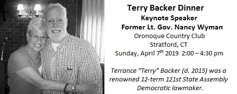 Terry Backer Dinner
