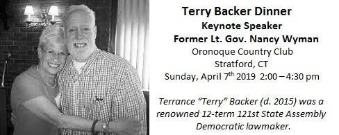 Terry Backer Dinner