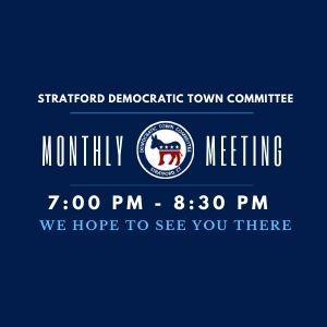 Stratford DTC November Meeting