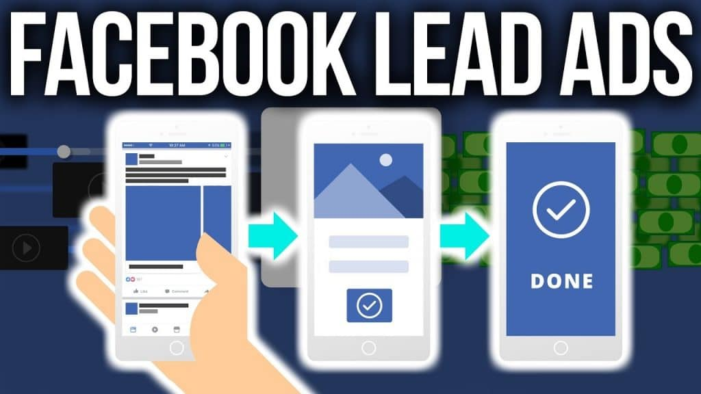 Facebook lead ads examples