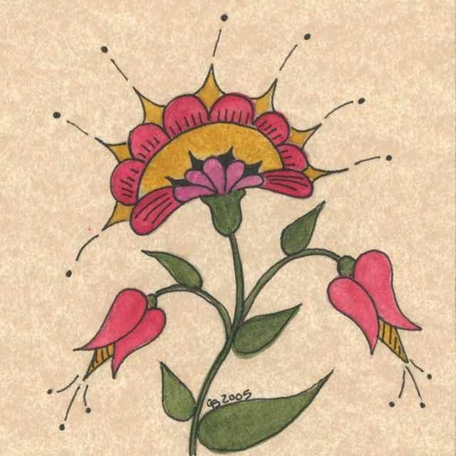 PA Folk Art Designs by Carla Binder