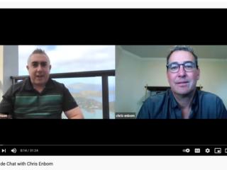 Oceanside Chat with Chris Enbom