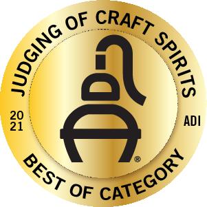 Haas Bros Spirits Shine at ADI Craft Spirit Awards 2021