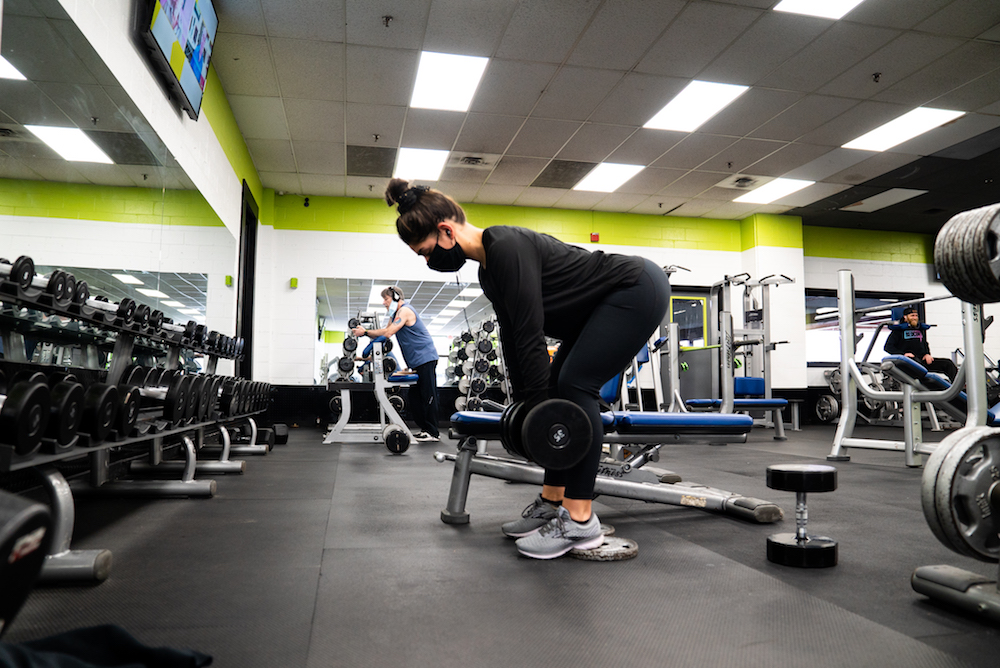 5 Full Body Checkpoints for Weight Lifting