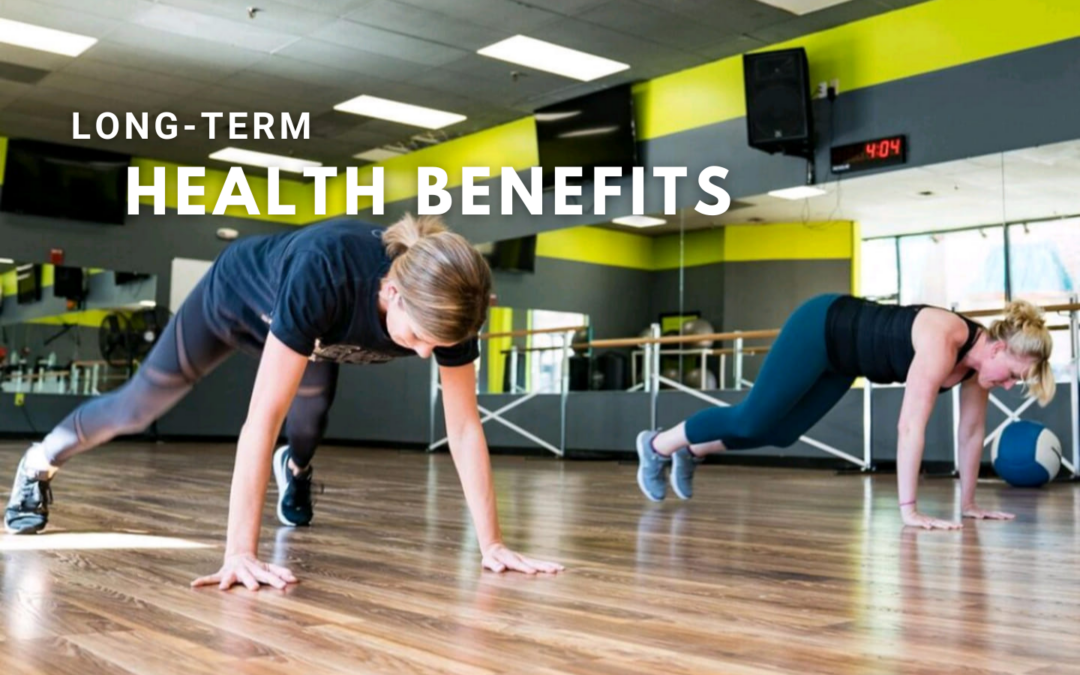 5 Benefits of Exercise (That Aren't Weight Loss)