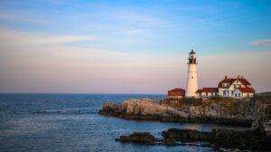 portland headlight | maine summer staycation