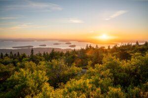 cadillac mountain | charters casco bay