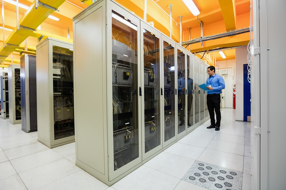 Server Hosting and IT Support