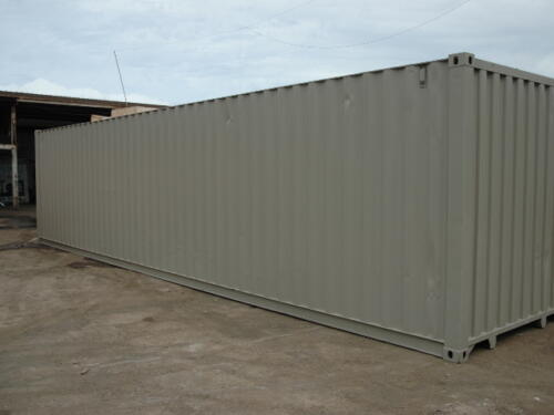 40' Used Refurbished Container