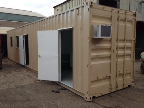 Scientific Laboratory Insulated with A/C