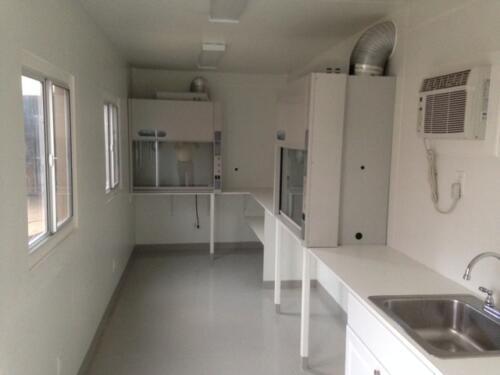 40 x 16 Biological Laboratory