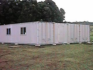Four Unit Prison Classroom