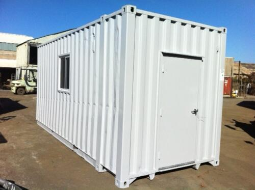 Mobile First Aid Treatment Room