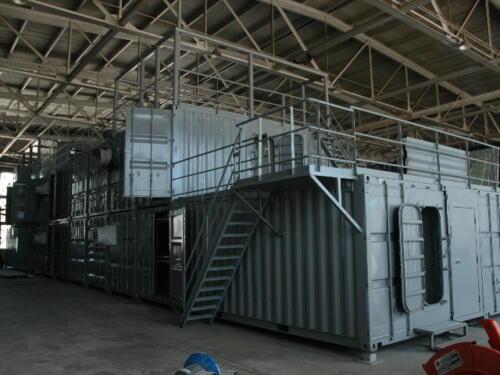 Navy Training Facility (Ship in a Box)