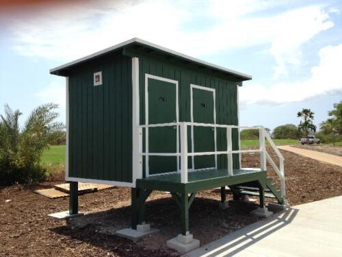 Modular Bathroom Units