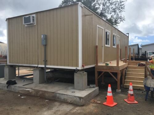 40 x 16 Bathroom & Shower Units