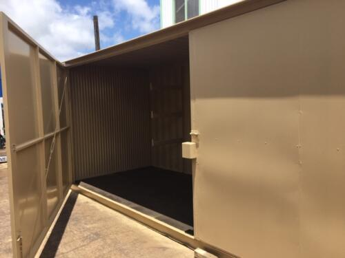Custom Swing Out Doors