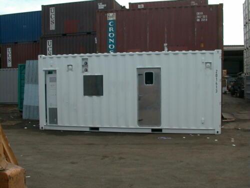 UH 20' Shipboard Laboratory