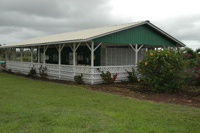 40 x 16 Classroom with Roof & Lanai
