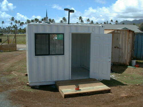 Mobile Office 8 x 10 with A/C