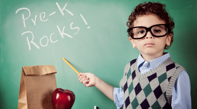 Focus of Pre-K: Are They Ready to Learn?