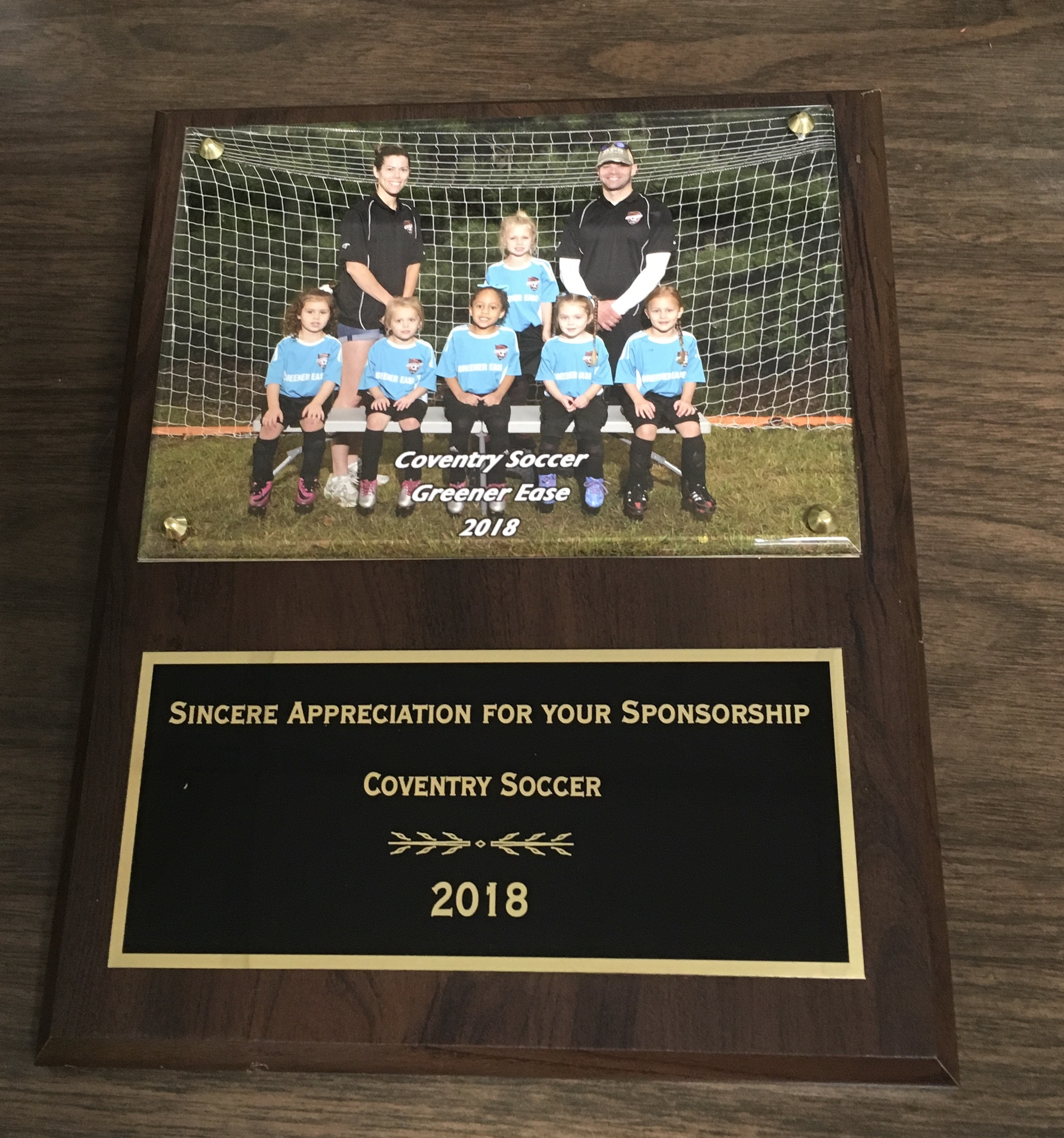 Coventry Soccer - 2018