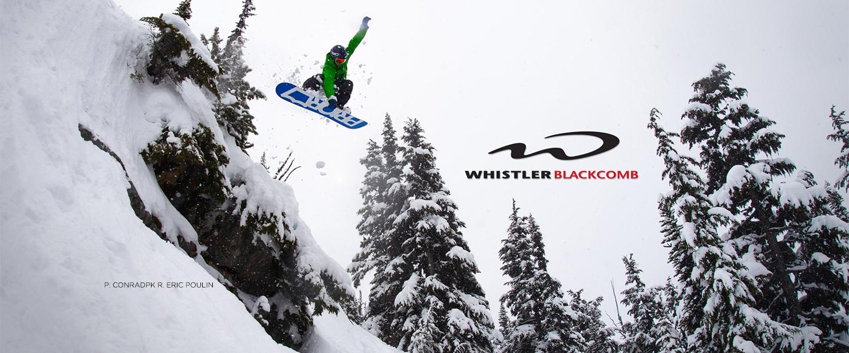 Gay Whistler Snowboard drop
