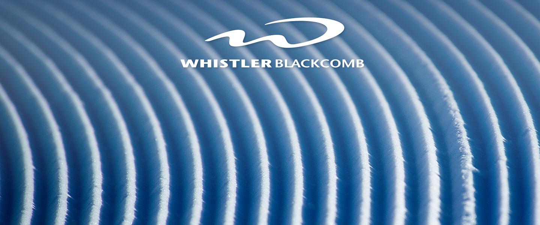 Whistler Pride fresh tracks