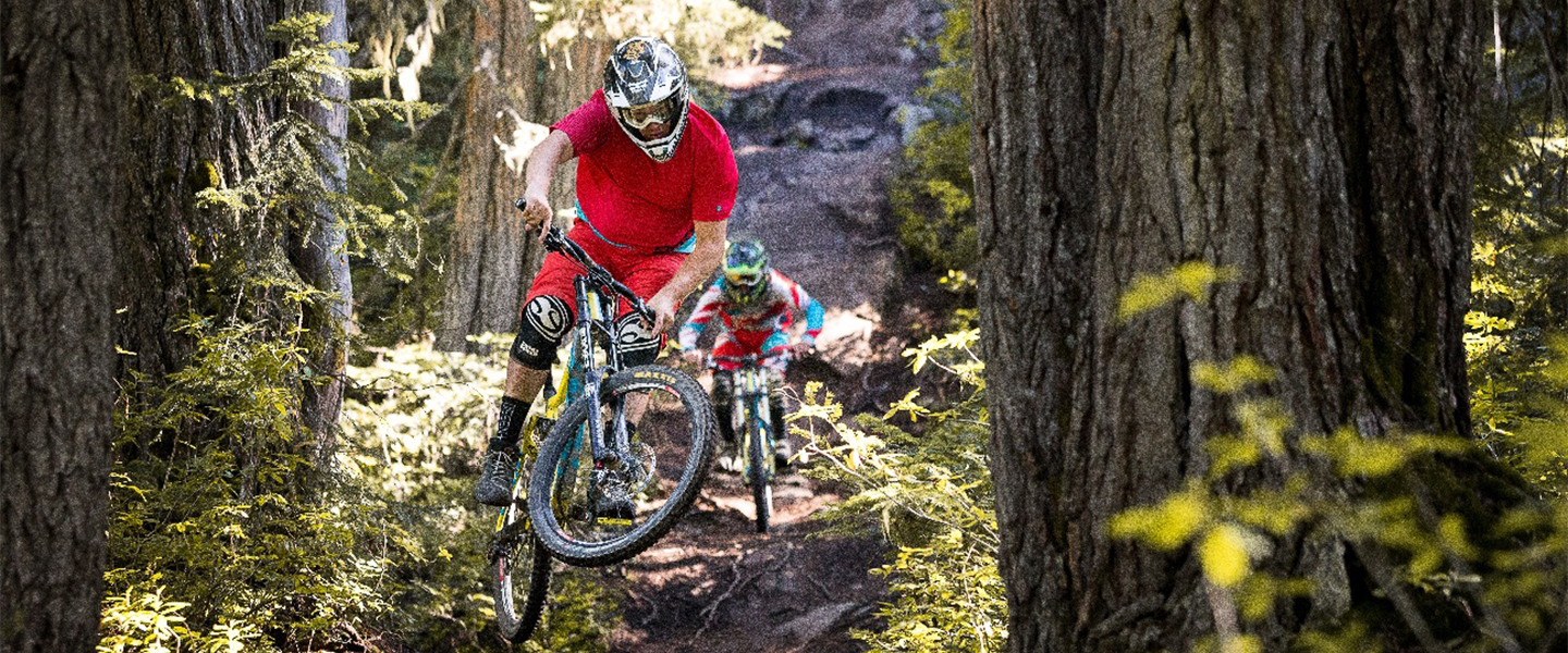 Whistler Bike Park photo by Robin ONeill