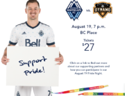 Whitecaps FC Sports Contest