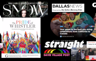 Whistler Pride in the News