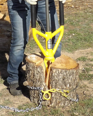 splitz all best wood splitter safe way split log firewood