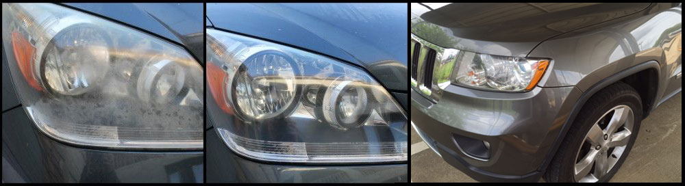 Headlight Restoration in Montgomery, AL