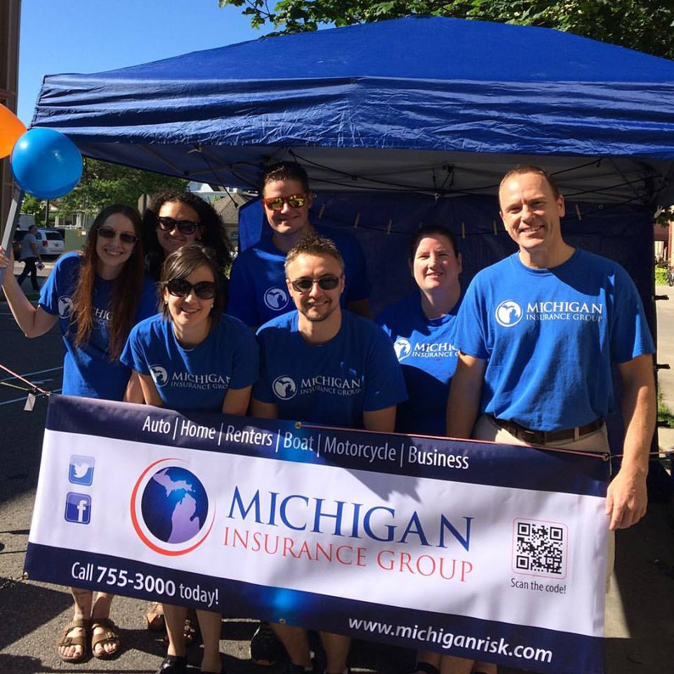 grand haven insurance agent, michigan insurance group, grand haven events, family fun day,