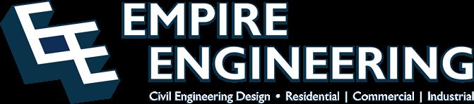 Empire Engineering, PLLC  |  Civil Engineering Design  |  Schenectady, NY