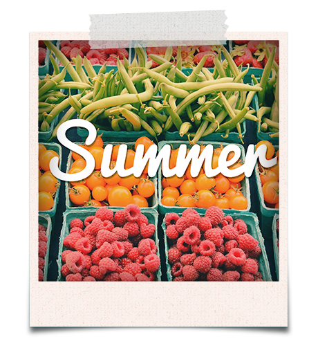 Summer at Powers Farm Market