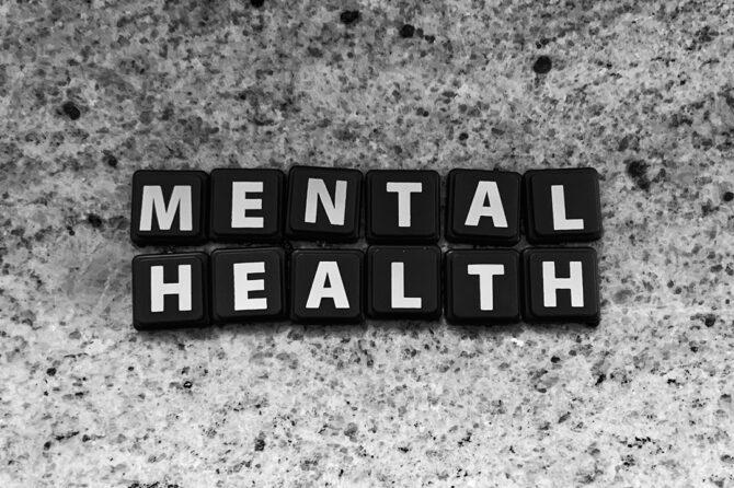 Mental health and men