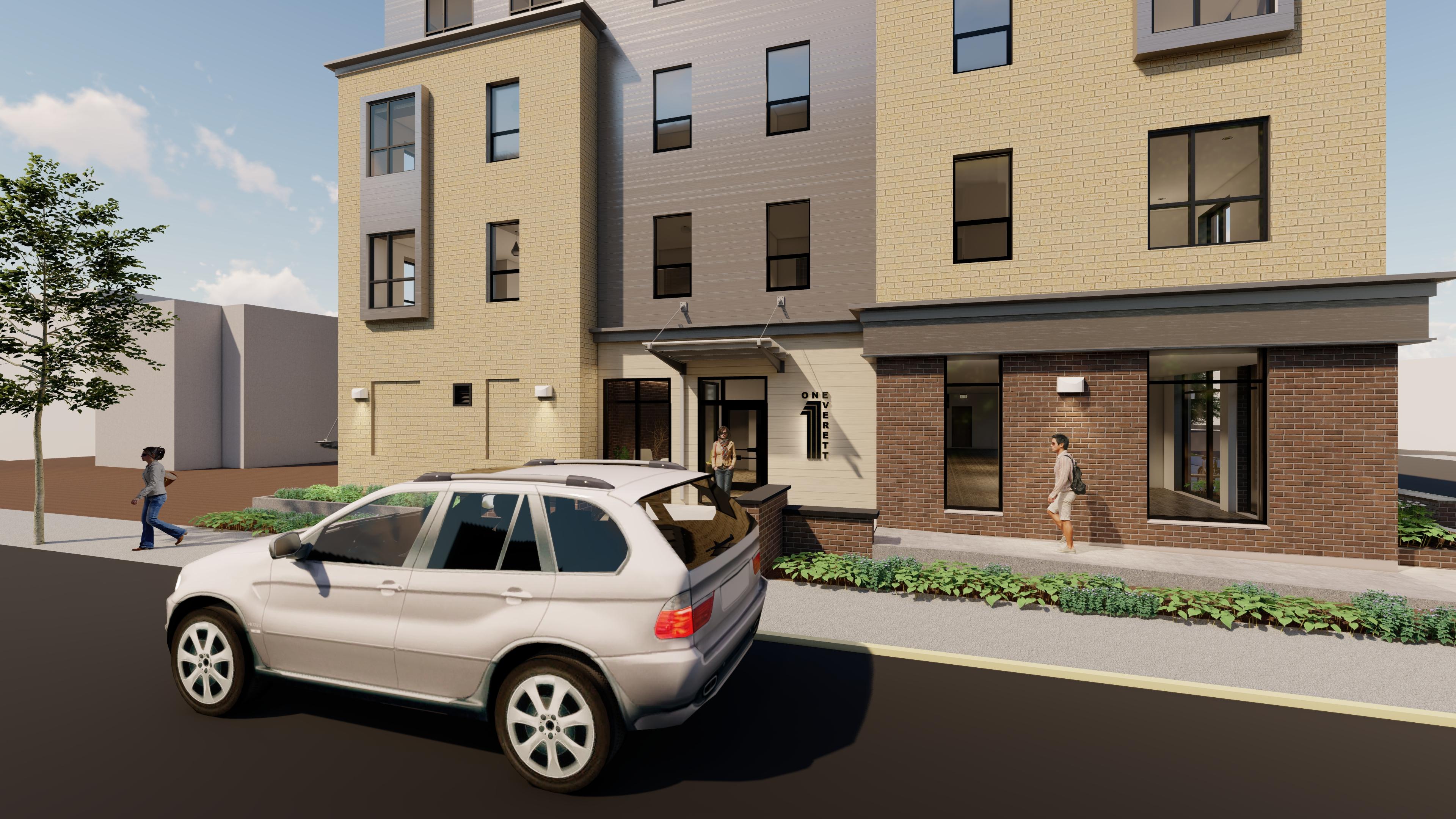 One Everett Luxury Apartments