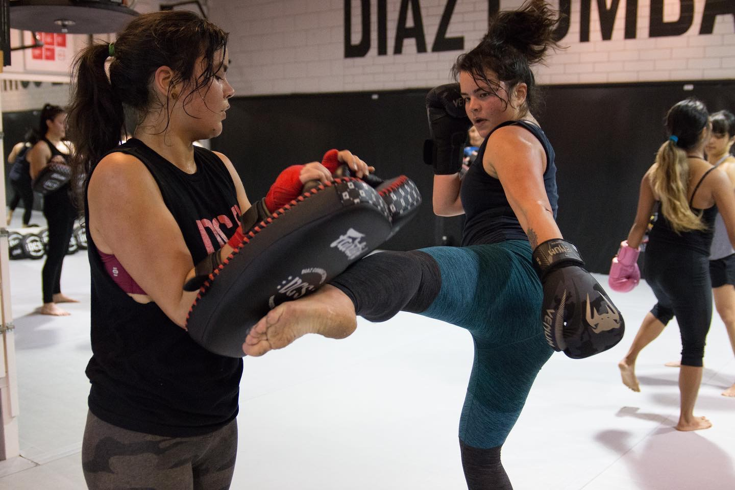 vancouver kickboxing