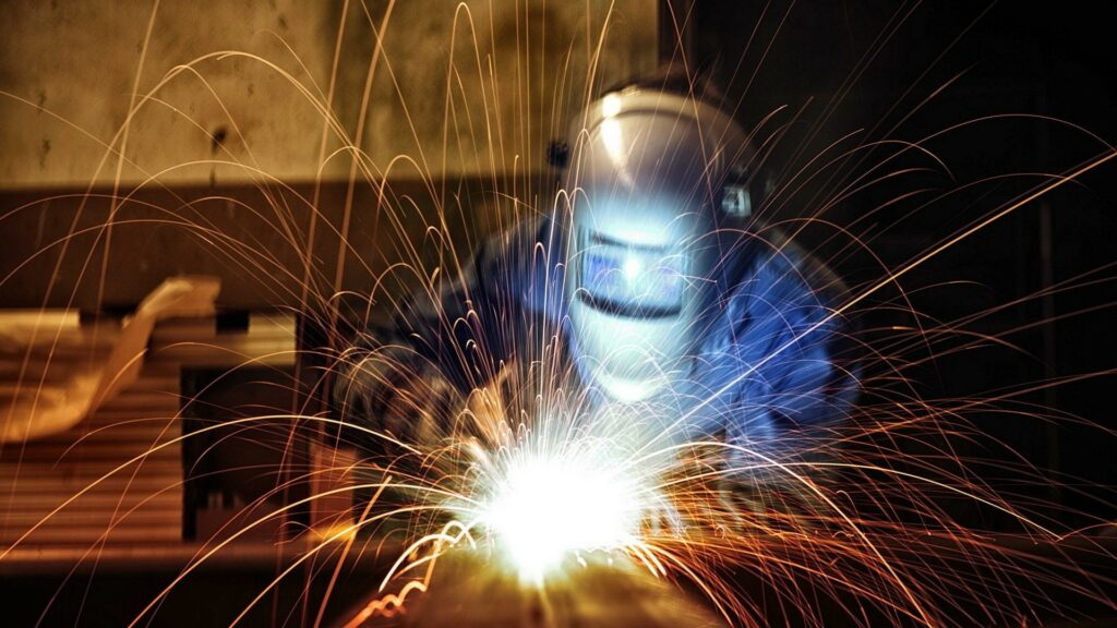 Welding available upon request
